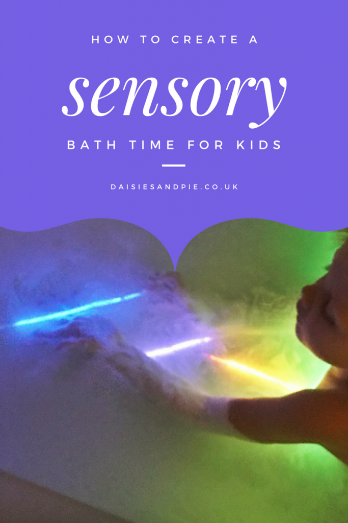 How to create a sensory bath time for kids, sensory activities, bath time routines, relaxation activities for kids