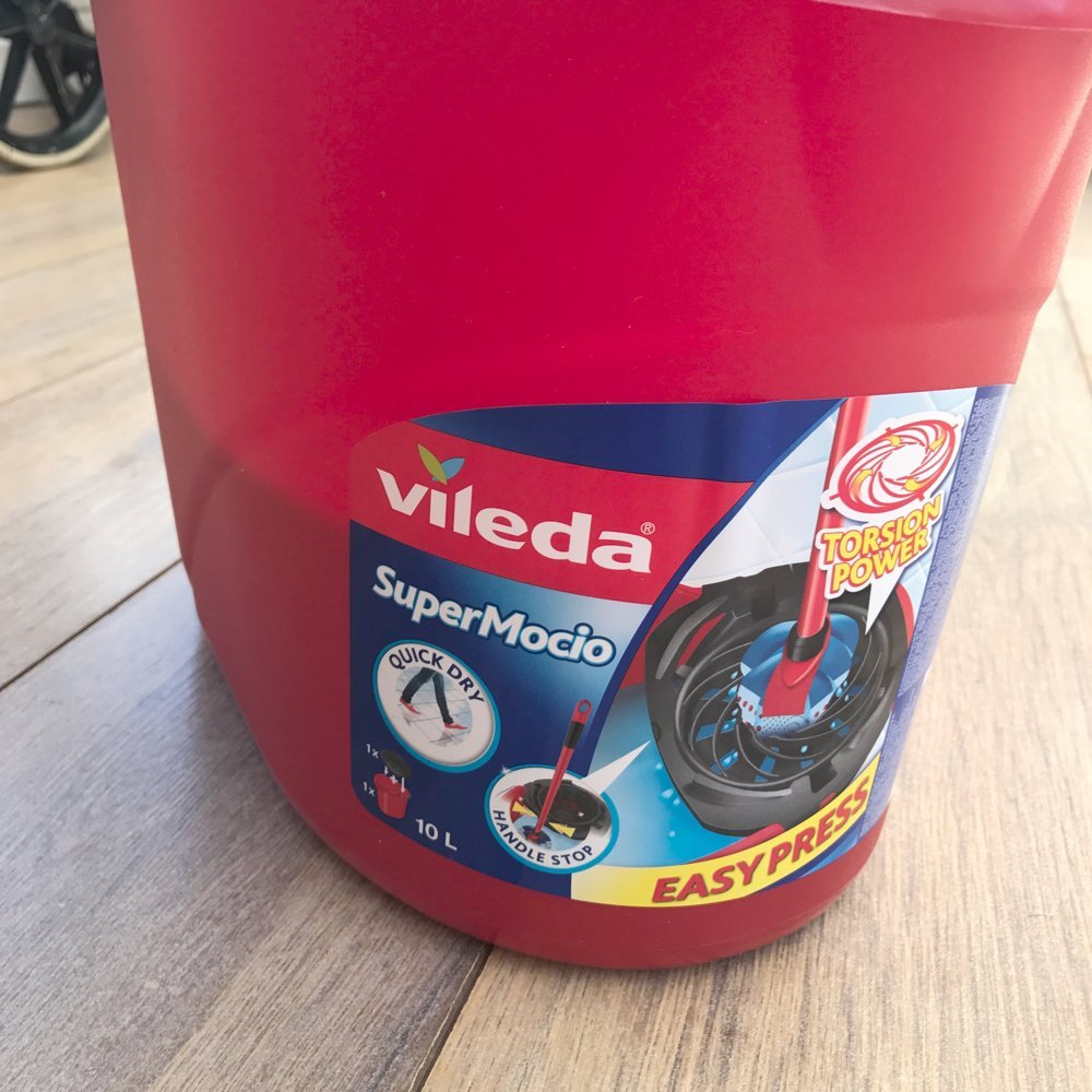 Vileda SuperMocio XL 3 Action Mop and Bucket System Review