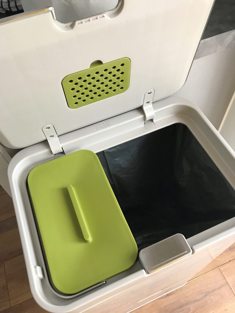Joseph Joseph Intelligent Waste Bin Review