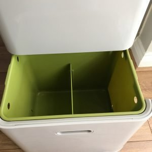 Joseph Joseph Intelligent Waste Bin Review, kitchen accessories, homemaking tips