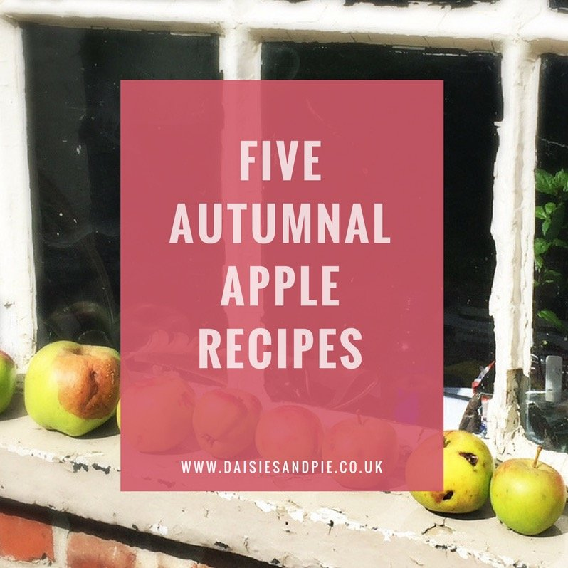 Five Delicious Apple Recipes