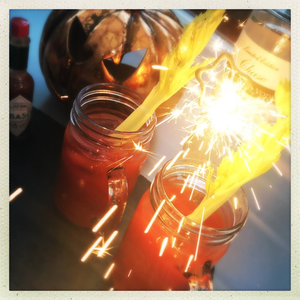 Awesome Smoky Bloody Mary