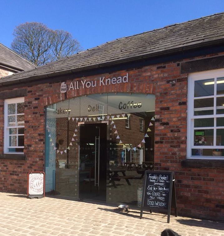 All You Knead at Haigh Kitchen Courtyard, Haigh Woodland Park, Haigh Hall Wigan, Foodie Destinations, North West, Artisan Food Producers Manchester, Artisan Food Producers Lancashire, Artisan Bread