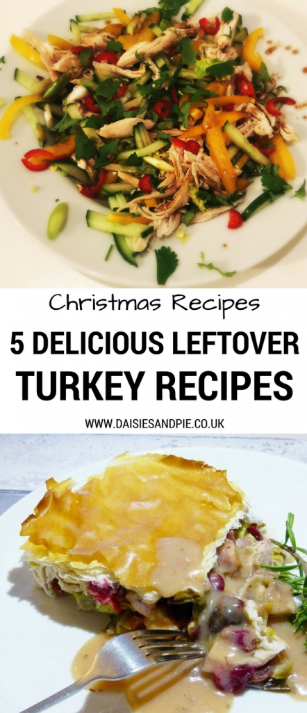 Delicious recipes to make with leftover turkey, Boxing Day food ideas for feeding a crowd