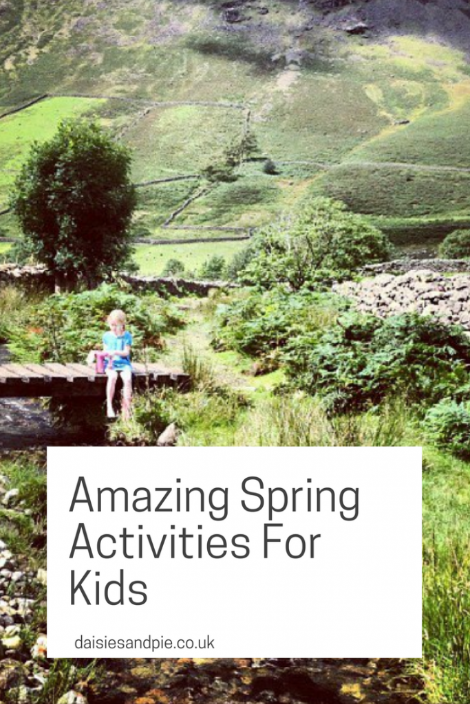 Spring activities for kids, amazing ideas to get kids busy with this spring