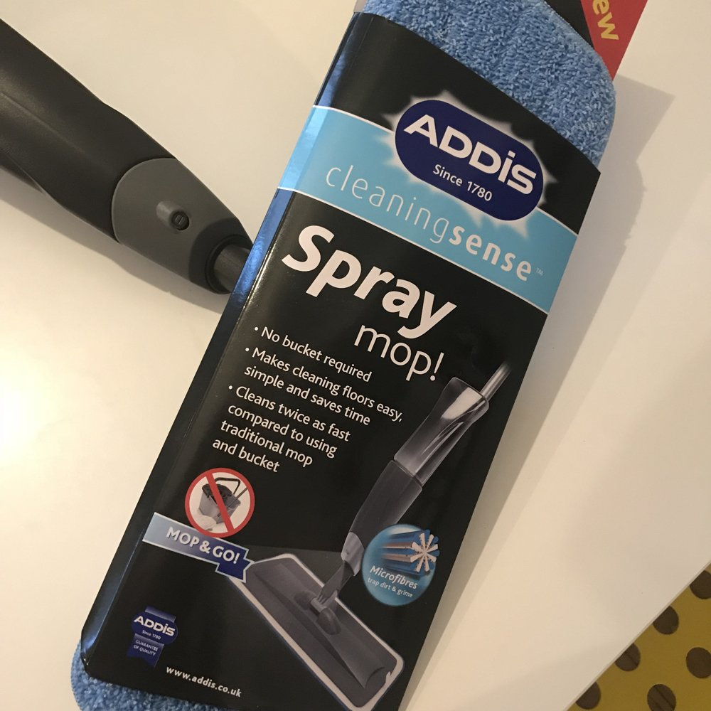 Addis Spray Mop Review