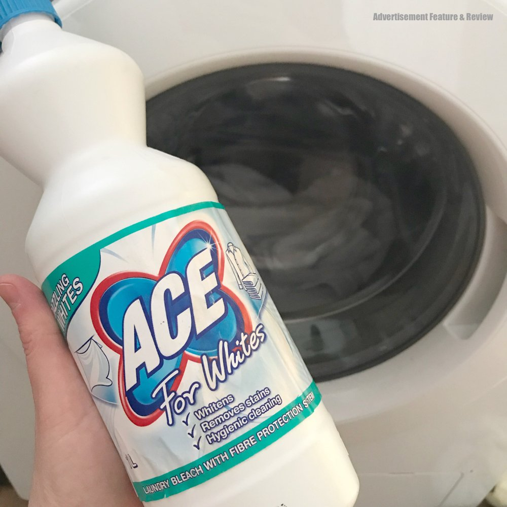 Ace Laundry Bleach for Whites Review