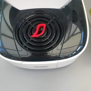 the drip tray on the Dolce Gusto coffee machine