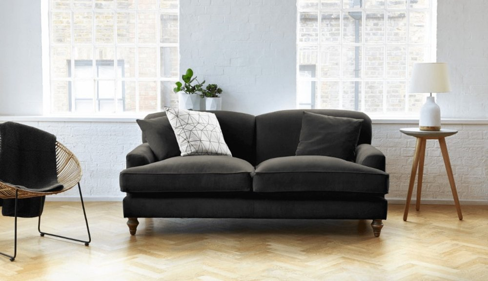 Galloway sofa in modern apartment