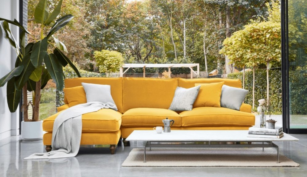 Style Choice: 5 Beautiful Sofas