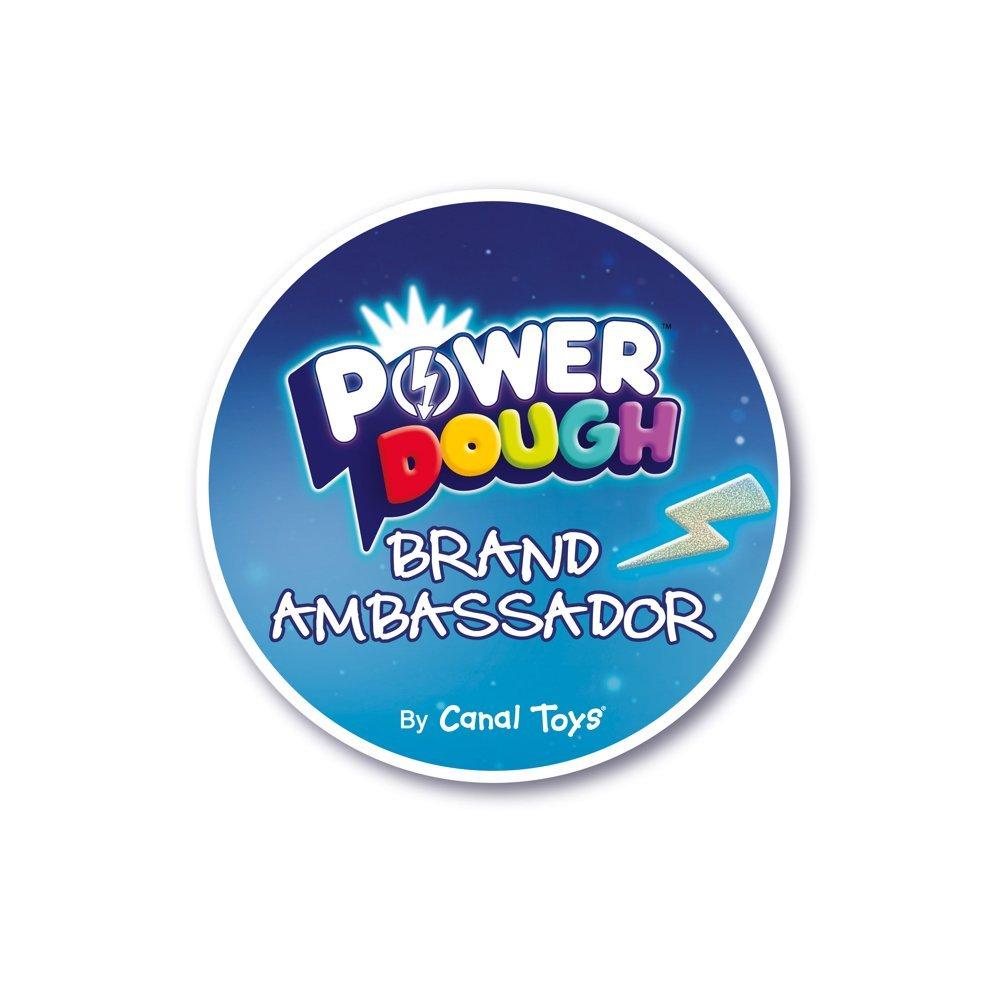 power dough brand ambassador badge