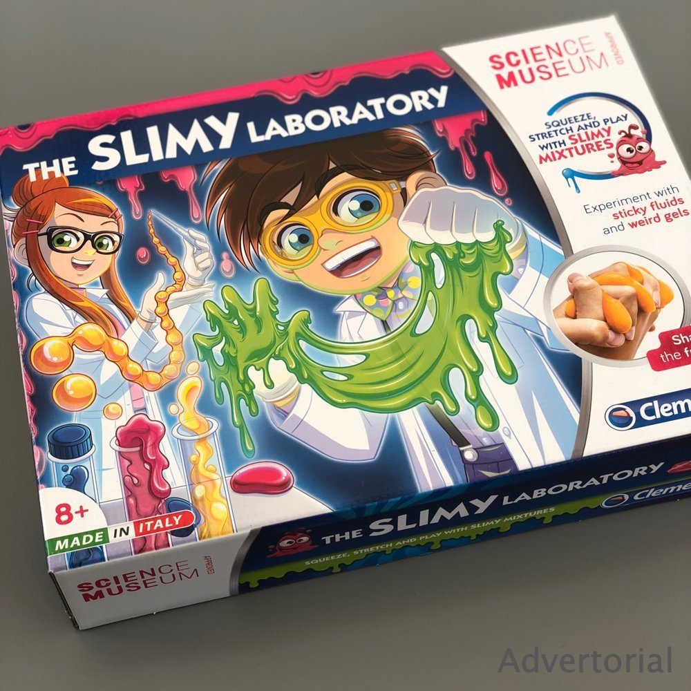 The Slimy Laboratory Review