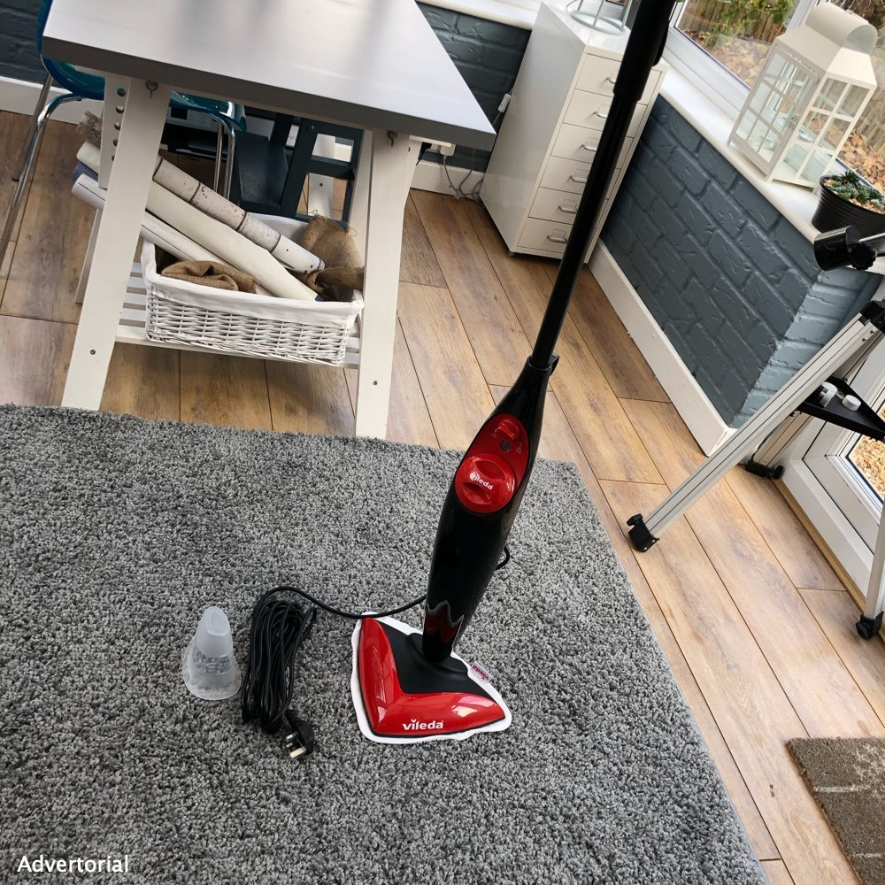 Vileda Steam Mop Review