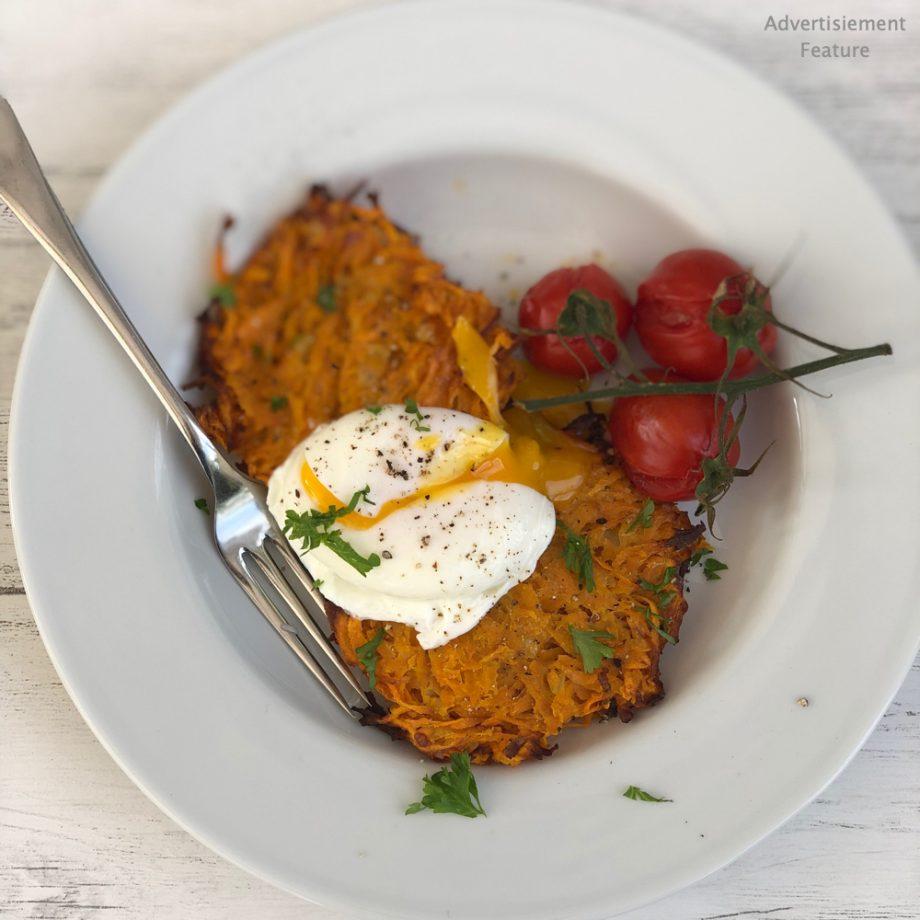 Sweet Potato Breakfast Rosti