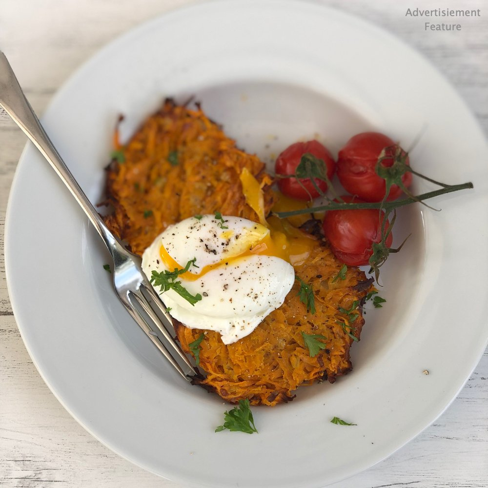 Sweet Potato Breakfast Rosti