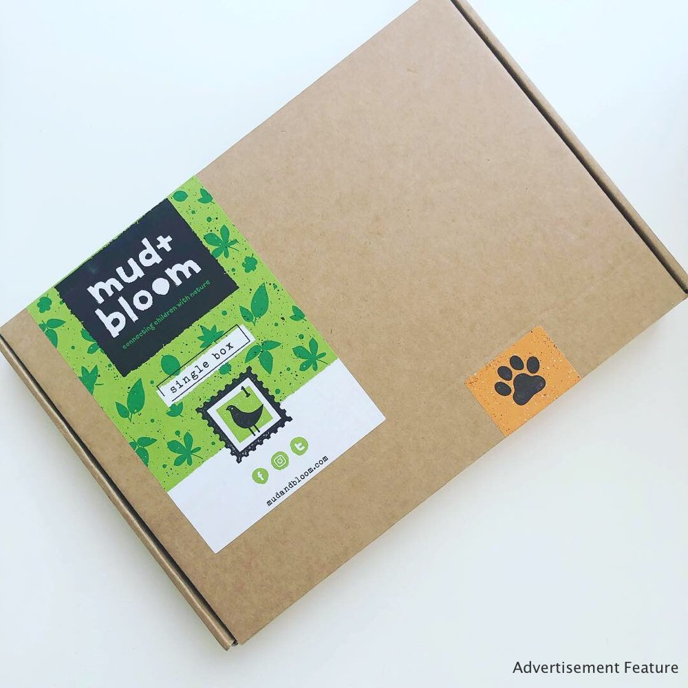 Mud & Bloom kids subscription box
