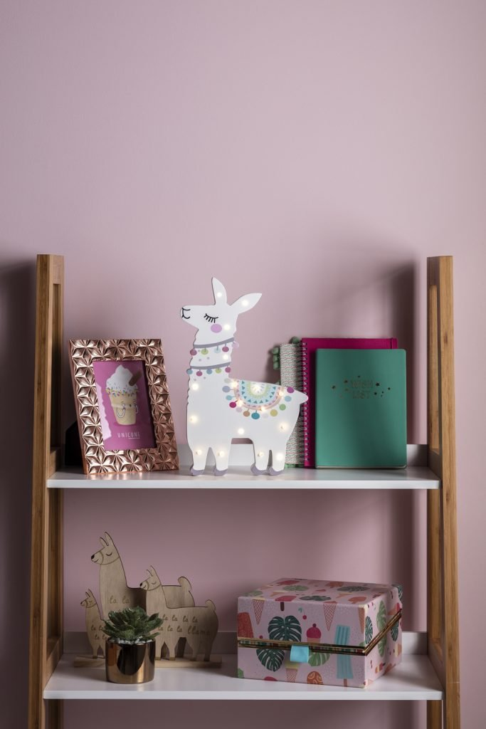 llama lamp from Lights4Fun
