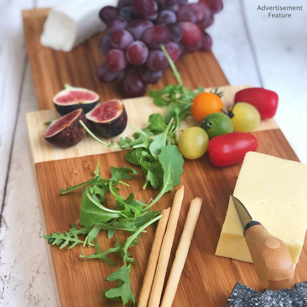 Simple Grazing Board Ideas with VonShef