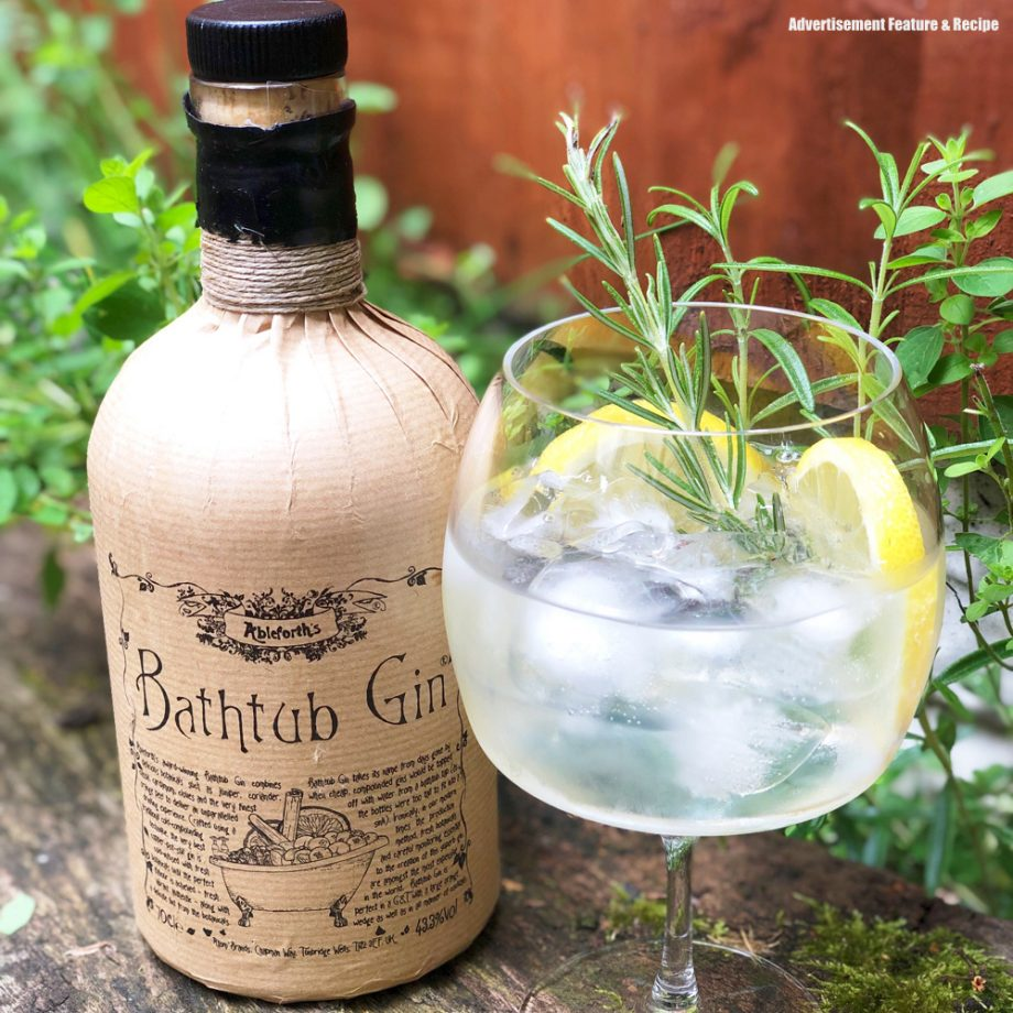 Ableforth's Bathtub Gin & A Week Well Spent!