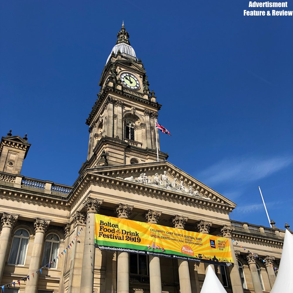 Bolton Food & Drink Festival 2019