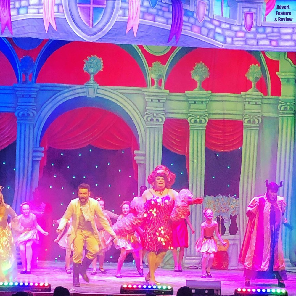 sleeping beauty at the albert halls bolton