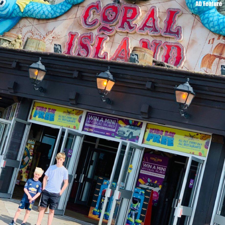 Coral Island Blackpool