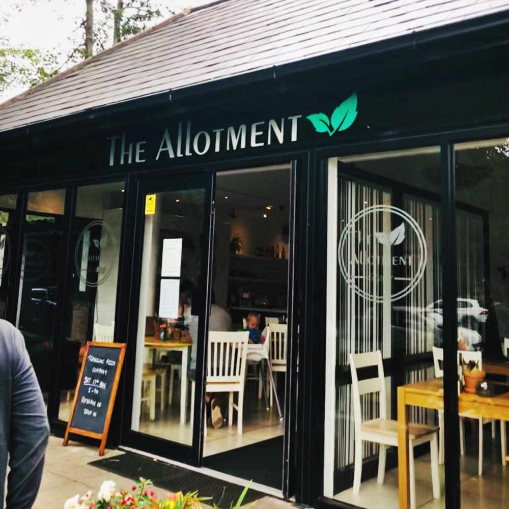 The Allotment Coffee Shop in Wigan