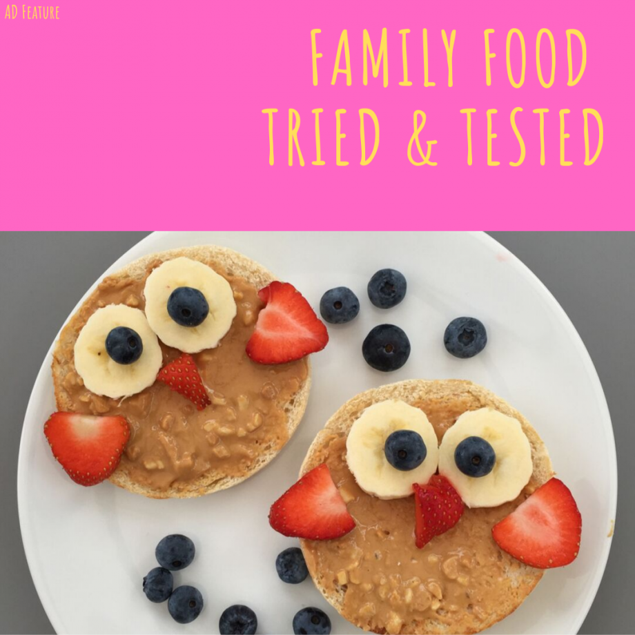 Family Food Tried & Tested – 13/09/19