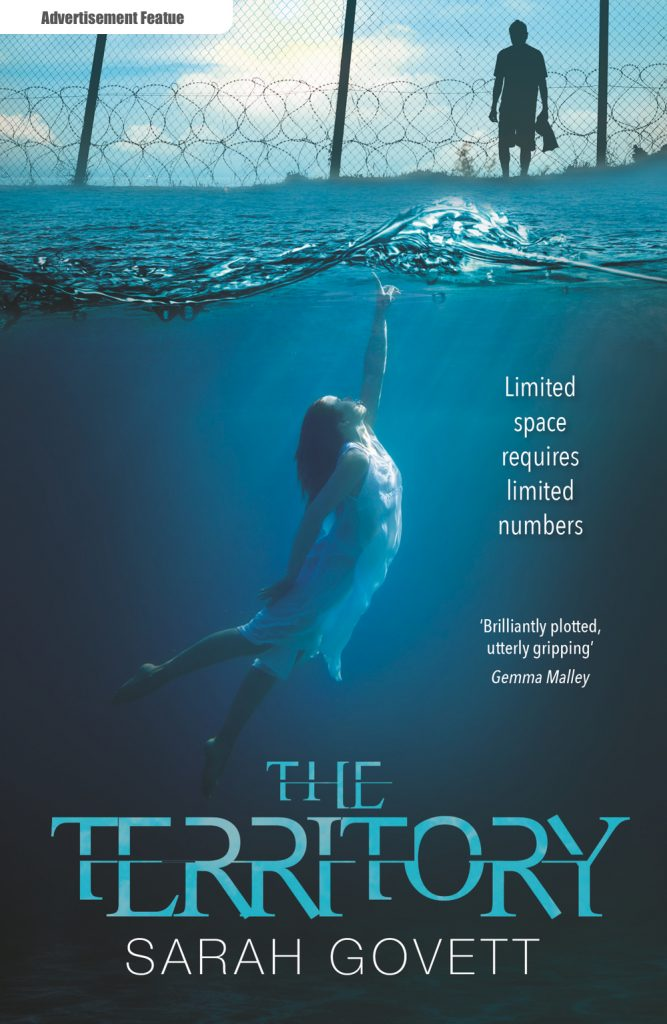 The Territory book by Sarah Govett