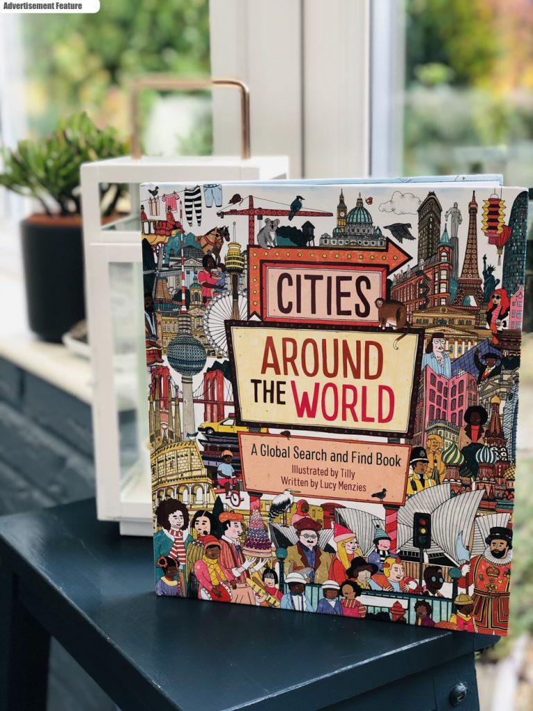 Cities Around the World book