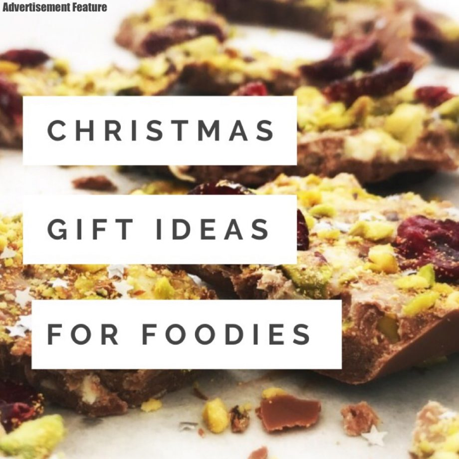 Christmas Gift Ideas for Food Lovers