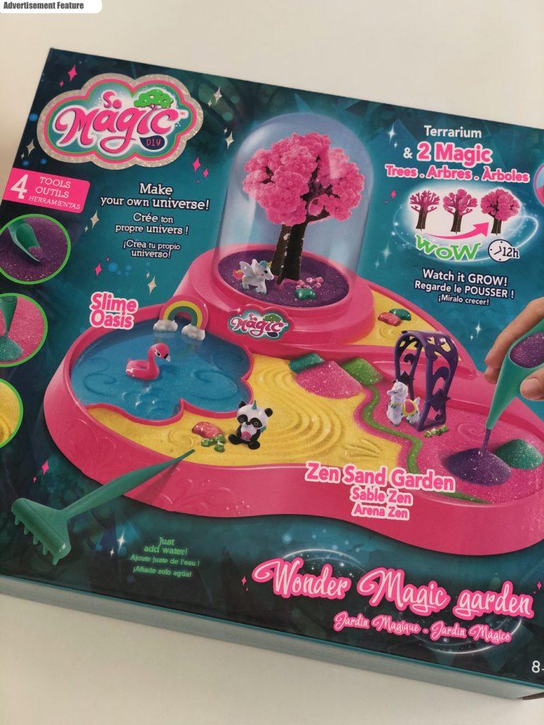 So Magic Magic Wonder Garden  box