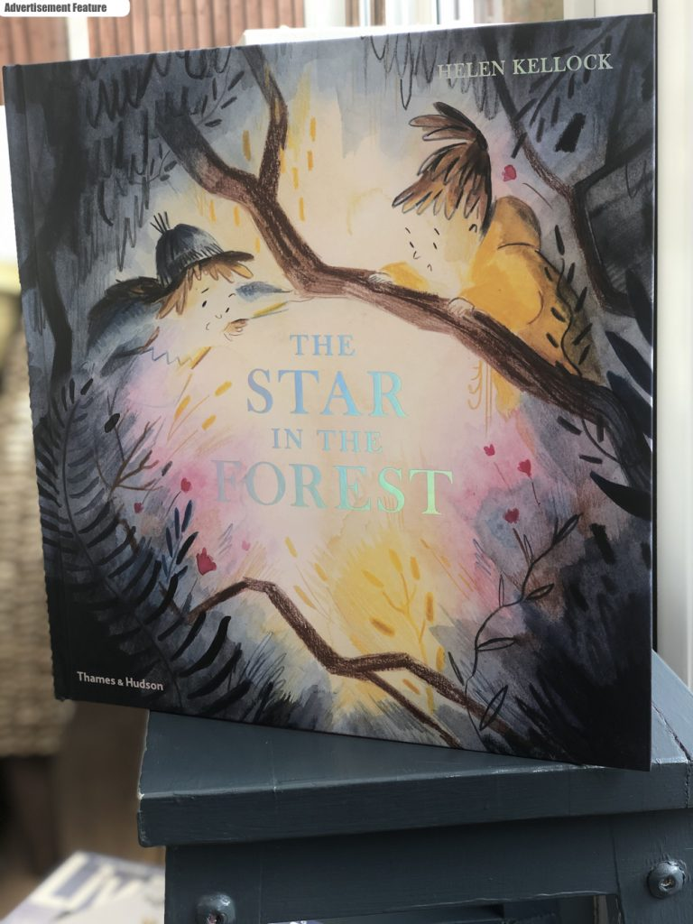 the star in the forest book by Helen Kellock