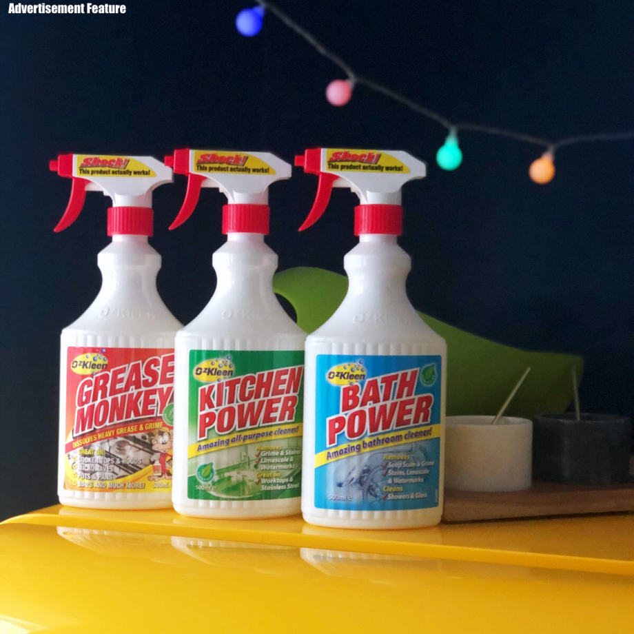 Ozkleen – Eco Friendly Cleaning Products That Actually Work!