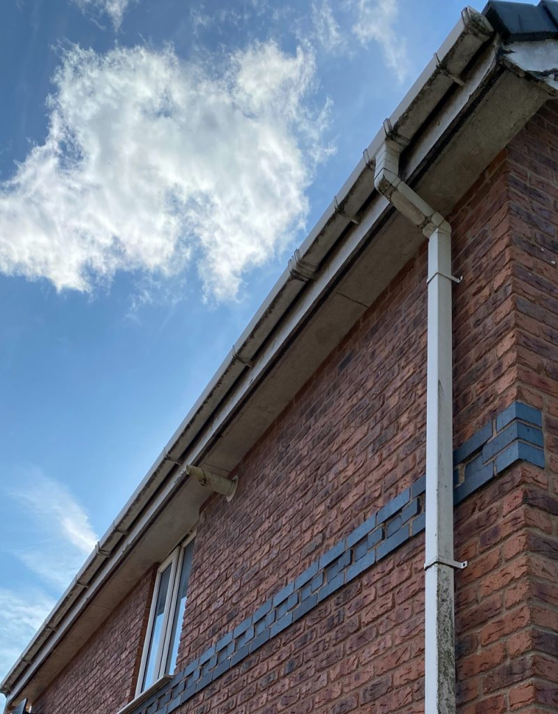 NK Roofline Ltd fascia - soffits - guttering - windows - dry verge - rock door supliers